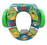 "Nickelodeon Teenage Mutant Ninja Turtles ""Team Turtles"" Soft Potty Seat, Green"
