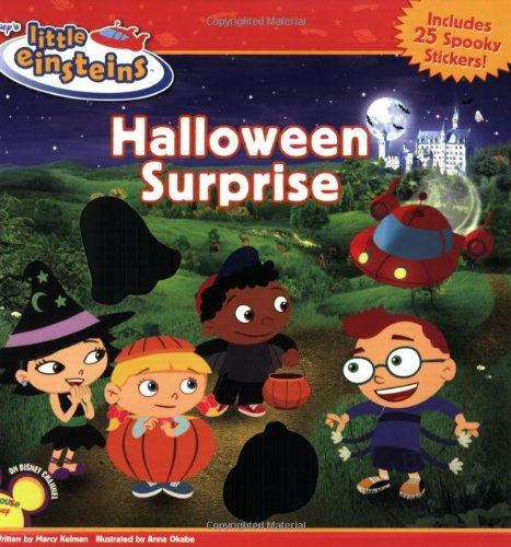Disney's Little Einsteins Halloween Surprise (Disney's Little Einsteins (8x8))