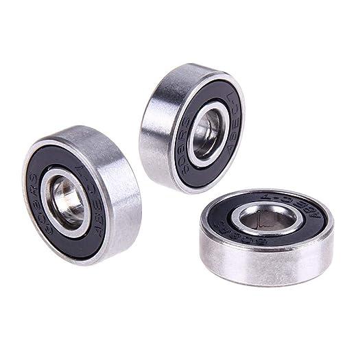 Mikolot - Rodamientos de rueda de acero para patinete o ...