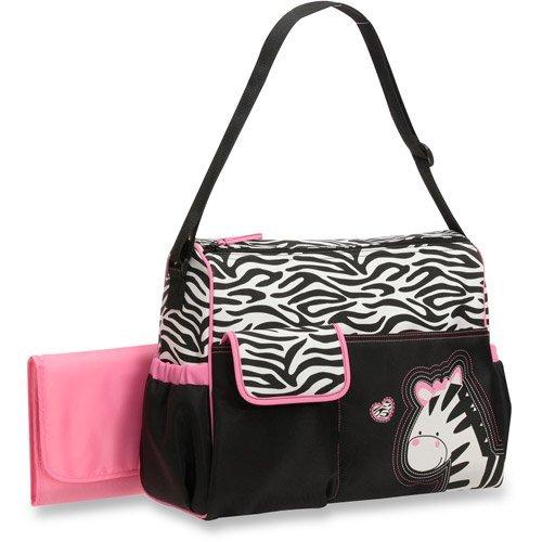 Baby Boom - Diaper Bag, Zebra