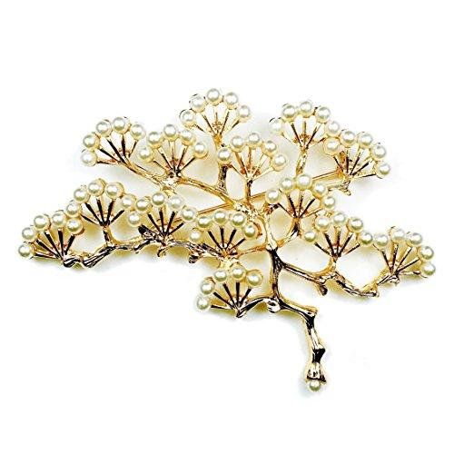 Blossom Brooch Pin - 2