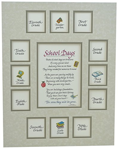 Amazon.com - School Picture Mat with Apple verse \