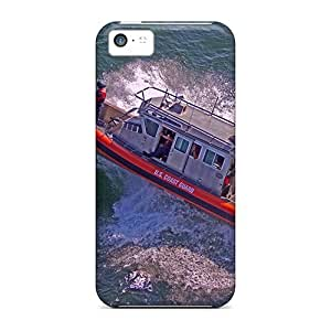 New Style Case Cover Coast Guard Patrol Compatible With Iphone 5c Protection Case by ruishername