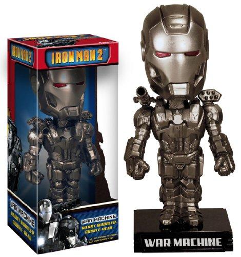 Iron Man 2: War Machine Wacky Wobbler