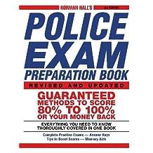 Norman Hall's Police Exam Preparation Book