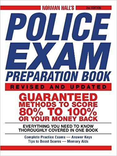 Norman halls police exam preparation book norman hall norman halls police exam preparation book 2nd edition fandeluxe Image collections