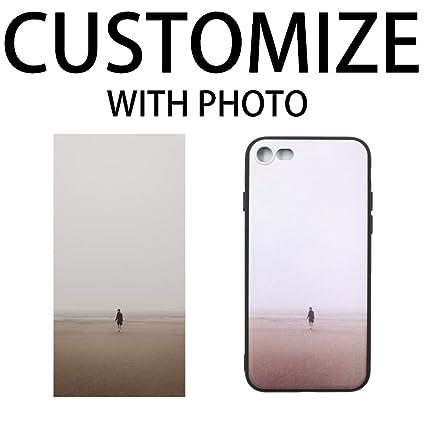 Amazon.com: Carcasa personalizada para iPhone con imagen ...
