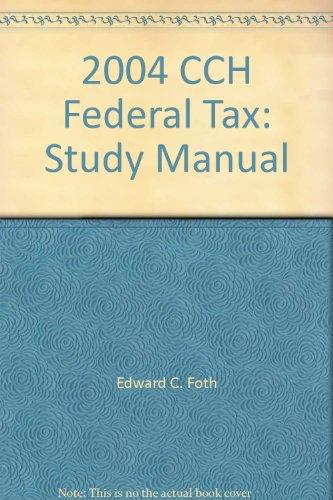 Taxation study manual