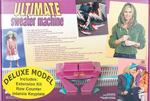 (Bond America The Ultimate Sweater Machine)