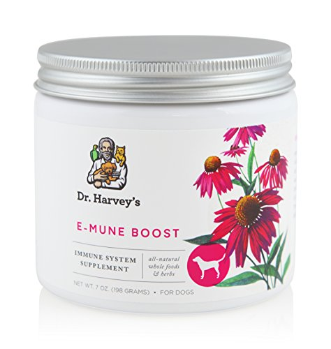 Dr. Harvey's Emune-Boost - All Natural Immunity Boosting Herbal Supplement for Dogs (7 Ounces)