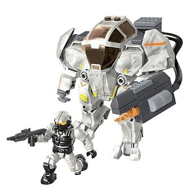 Mega Bloks Halo Arctic Cyclops: Toys & Games