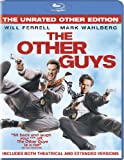 DVD : The Other Guys (The Unrated Other Edition) [Blu-ray]