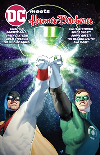 DC Meets Hanna-Barbera (Hanna Barbera Halloween)