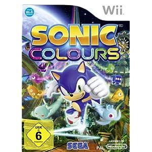 Bei amazon: Sonic Colours für die Wii für nur 28 € inkl. VSK (13 € gespart)!