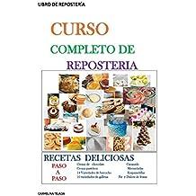 LIBRO DE REPOSTERÍA (COCINA. REPOSTERÍA Y BEBIDA) (Spanish ...