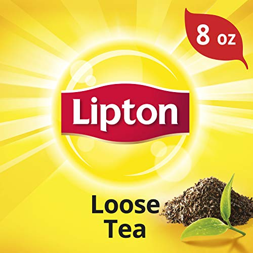 Lipton Loose Black Tea, 8 oz -