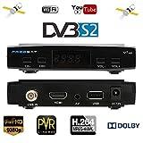 Best freesat pvr - FREESAT V7 1080P DVB-S2 TV Box Receiver Digital Review