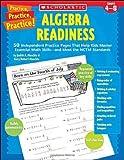 Algebra Readiness, Judith Muschla and Gary Robert Muschla, 0439529611