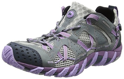 Merrell Waterpro Maipo Women Multisport Outdoor Shoes, Purple (Purple Rose), 5.5 UK (38.5 ()