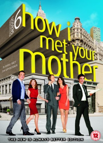 How I Met Your Mother - Season 6 [DVD] by Josh Radnor B01I06QSRE