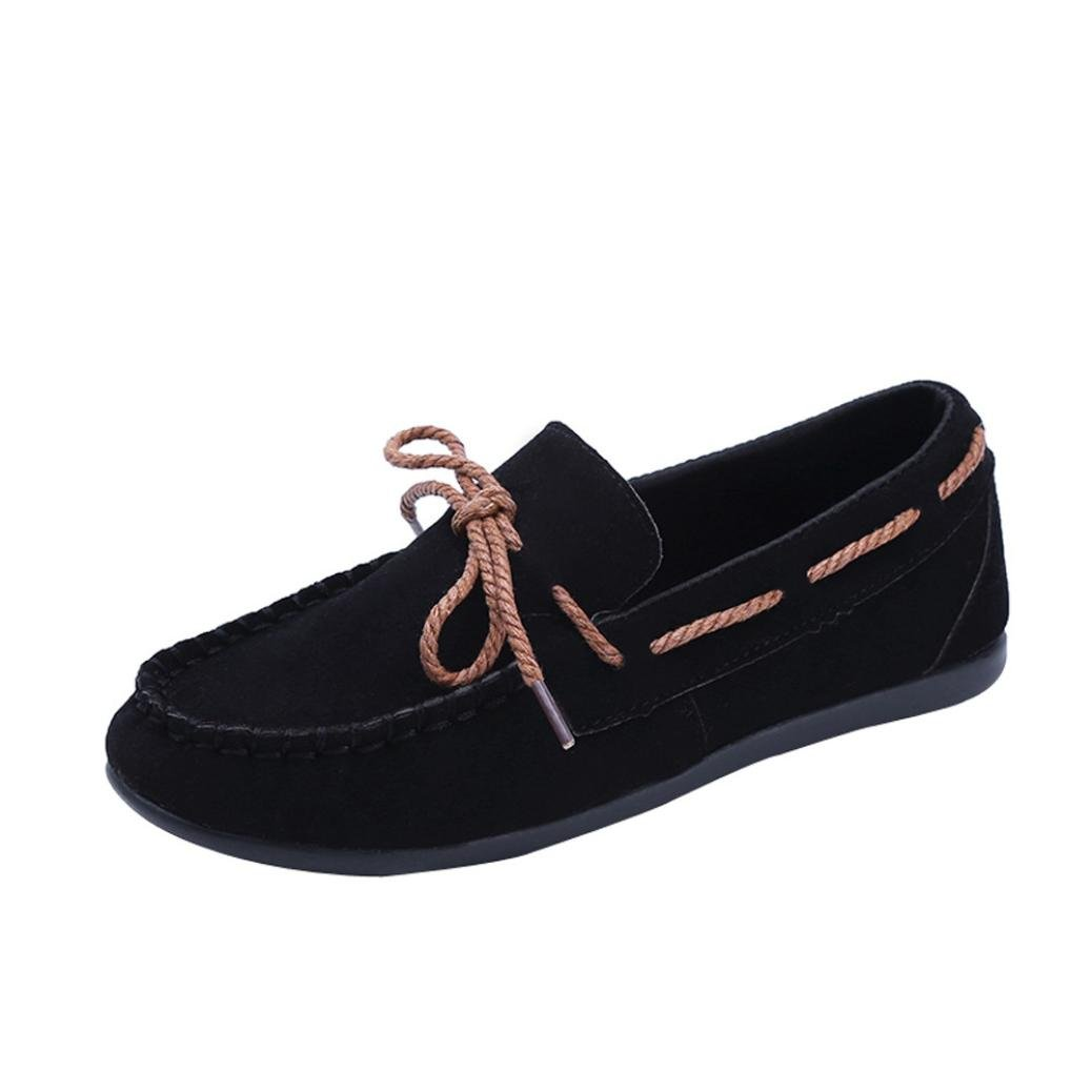 LUCKYCAT à Sandales Chaussures d été B01EI9H28G Femme, Prime Day Amazon Chaussures de Été Sandales à Talons Chaussures Plates Mode Tête Ronde Antidérapant Pois Chaussures Noir 9aa468f - robotanarchy.space