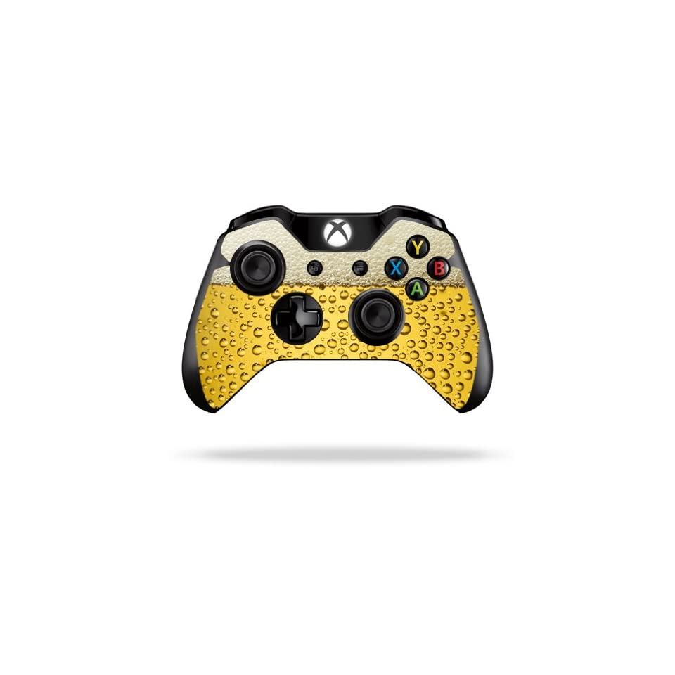 Protective Vinyl Skin Decal Cover for Microsoft Xbox One/ One S Controller wrap sticker skins Beer Buzz
