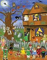 Halloween Trick or Treat Countdown Calendar