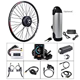 BAFANG 26' Rear Wheel E-Bike Conversion Kit Electric Bicycle Motor Kit...