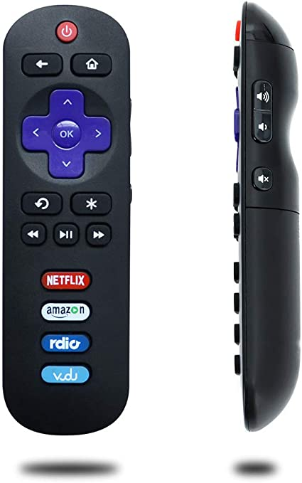 New Remote RC280 Fit TCL ROKU TV 40FS3750 55UP120 40FS4610R 65US5800 32S3800