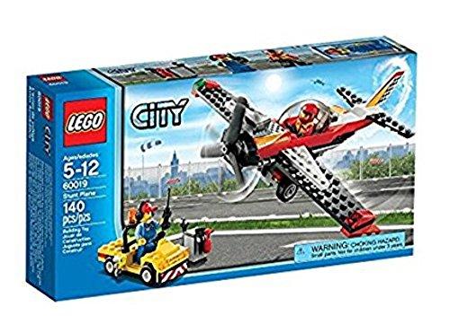 Lego City Stunt Plane 60019  Japan Import