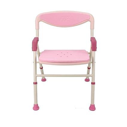Outstanding Amazon Com Bath Stool Bathroom Folding Shower Chair Bathing Machost Co Dining Chair Design Ideas Machostcouk