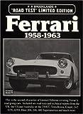 Ferrari, 1958-1963, R. M. Clarke, 1855203847