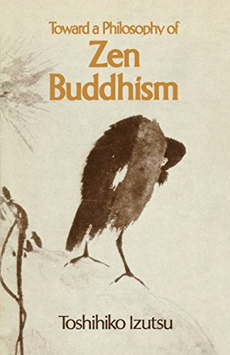 Toward A Philosophy Of Zen Buddhism