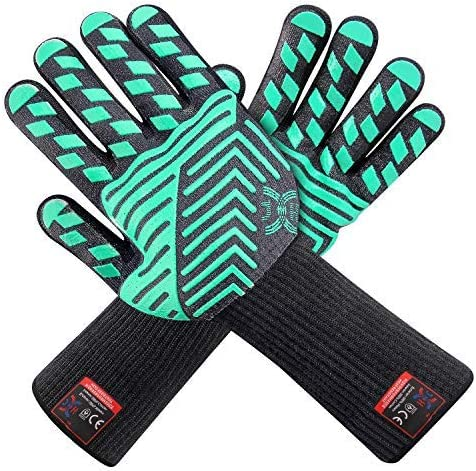JH Heat Resistant Oven Gloves product image