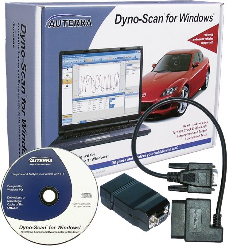 Auterra Bluetooth Adapter Dyno Scan Software product image