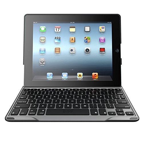 ZAGG PROfolio Ultrathin Case With Bluetooth Keyboard For IPad
