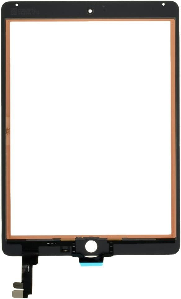 Digitizer for Apple iPad Air 2 with Glue Card OEM Grade White
