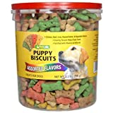 Pet Life 2.2Lb Oven Baked Multi Flavored Puppy Biscuits Review