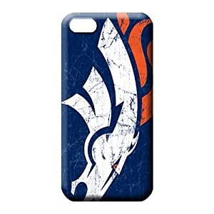 MMZ DIY PHONE CASEipod touch 5 Excellent Compatible Cases Covers For phone phone carrying shells denver broncos nfl football