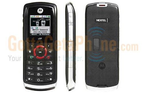 Motorola i335 Cell Phone Boost Mobile - Iden Nextel Boost