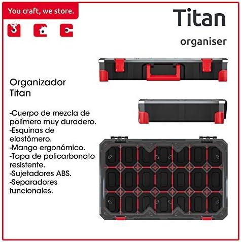 Kistenberg Titan Tool Organizer