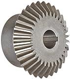 Boston Gear HLK102Y Miter Gear, 1:1 Ratio, 20