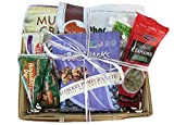 Great Gifts Baskets Gluten-Free Picnic: Hummus, Crackers, Chocolate Chip Cookies, Snacks all GF