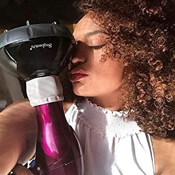 Hair Diffuser for Curly Hair, Segbeauty Professional Hair Dryer Diffuser Attachment for Wavy Natural Thick Hair to Build Volume without Frizz, Diffuser for Blow Dryers with 1.69-1.77in Nozzle
