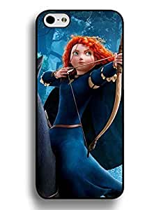 Iphone 6 Plus 5.5 Inch Case, Fashionable Brave Series Slim Fit Clear Back Cover for Iphone 6 Plus (5.5 Inch), [Scratch Resistant] for Girls 2914837M914442565