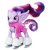 My Little Pony Explore Equestria Princess Twilight Sparkle Ice Skating Pony