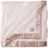 My Blankee Minky Dot Extra Large Throw Blanket, Tan, 59'' x 85''