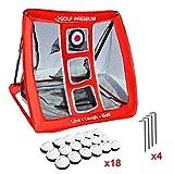 Best Golf Chipping Nets - Golf Premium Pop Up Golf Chipping Net Perfect Review