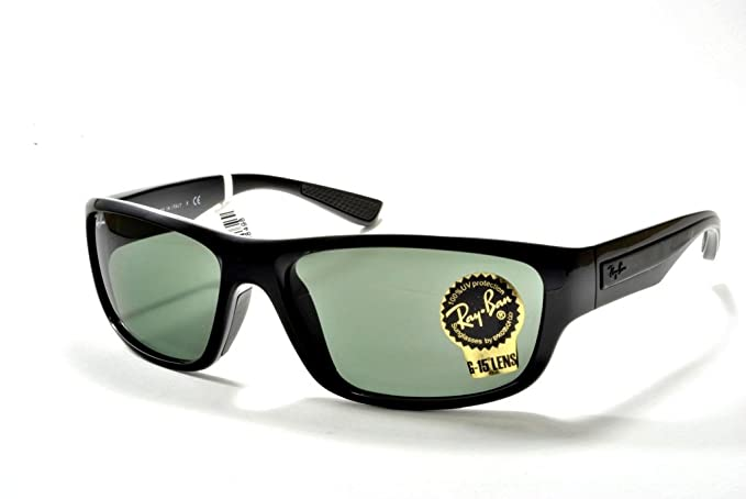 16fb8a9411e50 Ray-Ban RB-4196-601-Size 61 Sunglasses  Amazon.in  Clothing ...