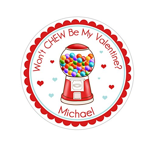 Personalized Gumball Machine - 9